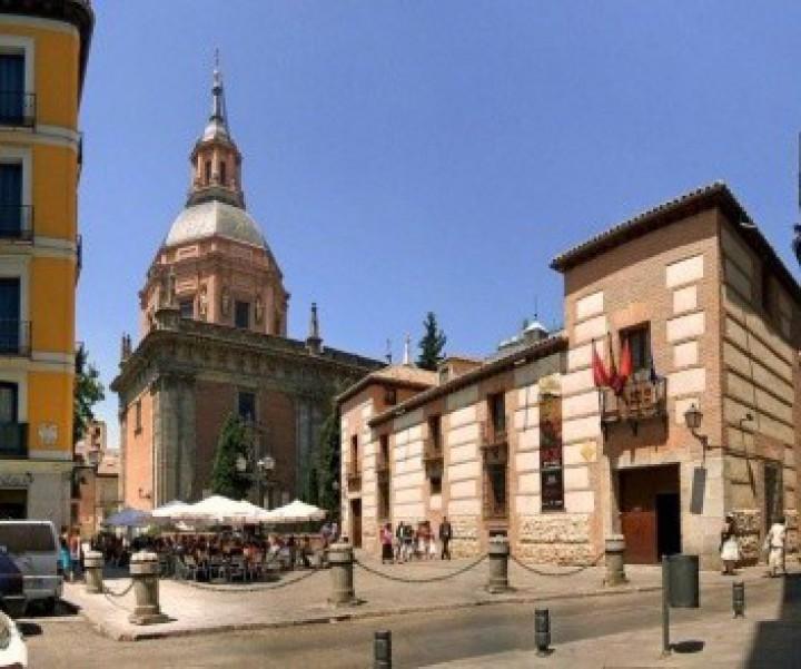 Nuevo Ayuntamiento. Madrid. Visitas guiadas en grupo. Madridculturetour.