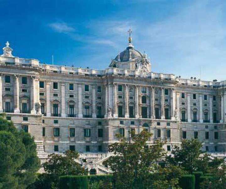 Palacio Real. Madrid. Visitas guiadas en grupo. Madridculturetour.