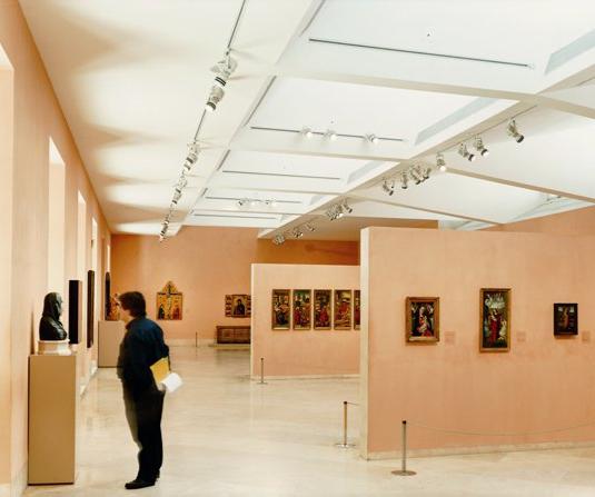Museo Thyssen Bornemisza. Madrid. Visitas guiadas en grupo. Madridculturetour.