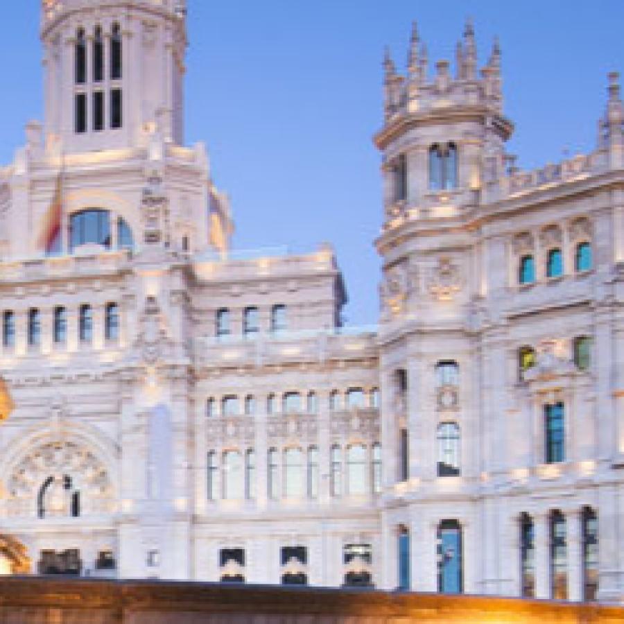 Madrid, Nuevo Ayuntamiento, Madridculturetour.