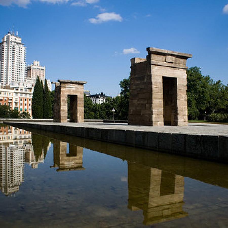 Templo de Debod, Madrid, Madridculturetour