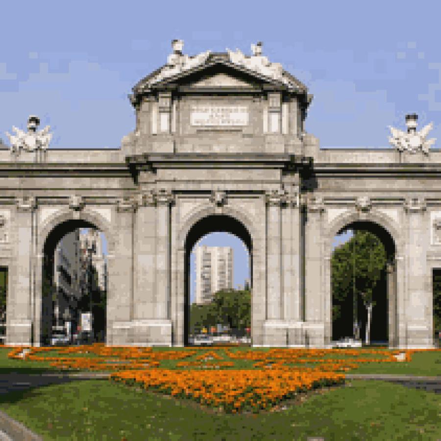 Puerta de Alcala, Madrid, Madridculturetour