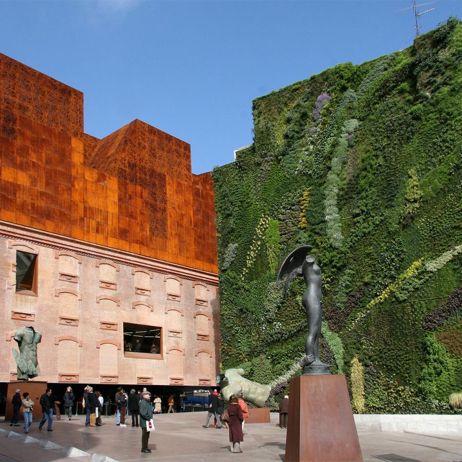 Caixa Forum, Madrid, Madridculturetour.