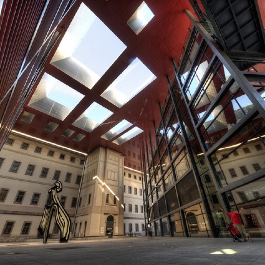 Museo Reina Sofia, Madrid, Madridculturetour