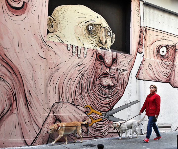 Madrid contemporáneo. Lavapiés. visita guiada