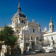 Catedral de la Almudena. Madrid. Visitas guiadas por Madrid. Madridculturetour