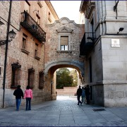 Calle Madrid. Plaza de la Villa. Visitas guiadas. Madridculturetour.