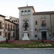 Casa Cisneros. Plaza de la Villa. Madrid, Madridculturetour.