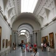 La Gran Galeria, Museo del Prado, Madrid, Madridculturetour