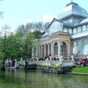Palacio de Cristal, Parque del Retiro, Madrid, Madridculturetour