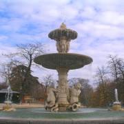 Fuente de la Alcochofa, Parque del Retiro, Madrid, Madridculturetour
