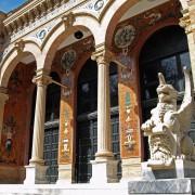 Palacion de Velázquez, Parque del Retiro, Madrid, Madridculturetour