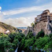 Cuenca. Casas Colgantes. Madridculturetour