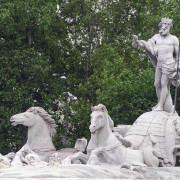 Plaza de Neptuno. Madrid, Madridculturetour