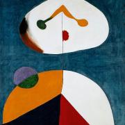 Personaje, Joan Miró, Museo Reina Sofia, Madrid, Madridculturetour