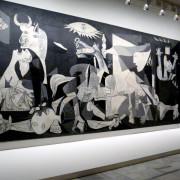 El Guernica, Pablo Picasso, Museo Reina Sofía, Madrid, Madridculturetour