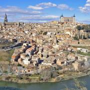 Toledo panoramica, Madridculturetour