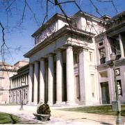 Puerta de Velazquez. Museo del Prado. Madrid. Madridculturetour.
