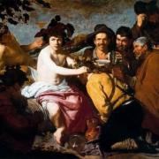 Los Borrachos. Museo del Prado, Madrid, Madridculturetour.